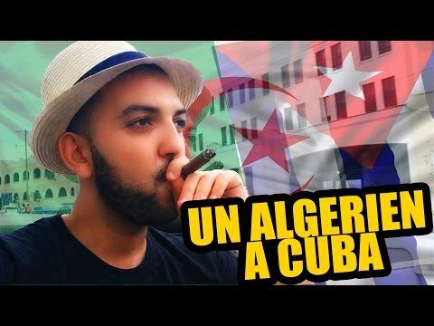 JHON RACHID - Un Algérien a Cuba