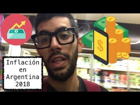 Inflación En Argentina   *Subió el dólar a 25*