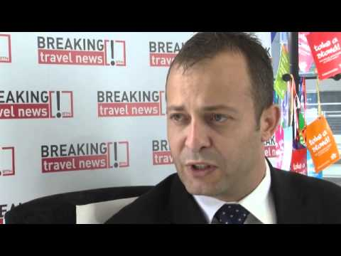 Nico Bezuidenhout, acting chief executive, South African Airways
