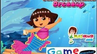 Juego Dora la Sirena español