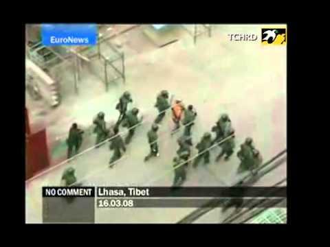 Uprising in Tibet [Full Documentary]
