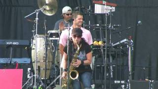 Dweezil Zappa plays Zappa - Big Swifty - Summer Camp 10