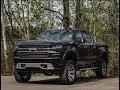 2019 Custom Lifted Chevrolet Silverado 1500 High Country