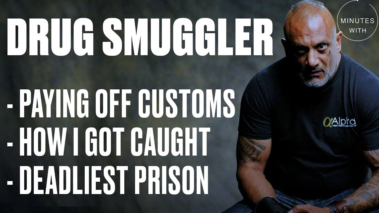 International Drug Smuggler On How He Beat Airport Security | Minutes With | UNILAD
