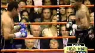 Oscar De La Hoya - Ricardo Mayorga Highlights
