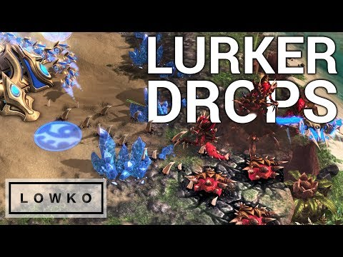 StarCraft 2: Lurker Drops!