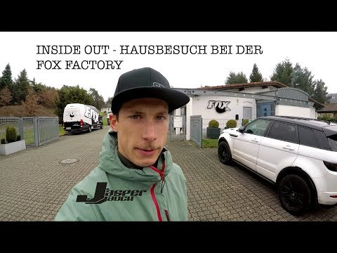 INSIDE OUT Video Serie | Fox Factory Hausbesuch | Dämpfer Service | Float X2