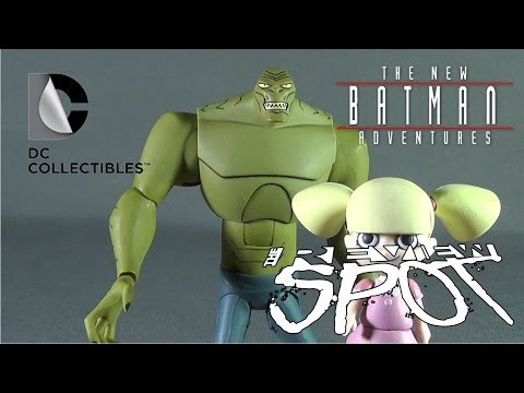 Toy Spot - DC Collectibles The New Batman Adventures No.09 Killer Croc and Baby Doll
