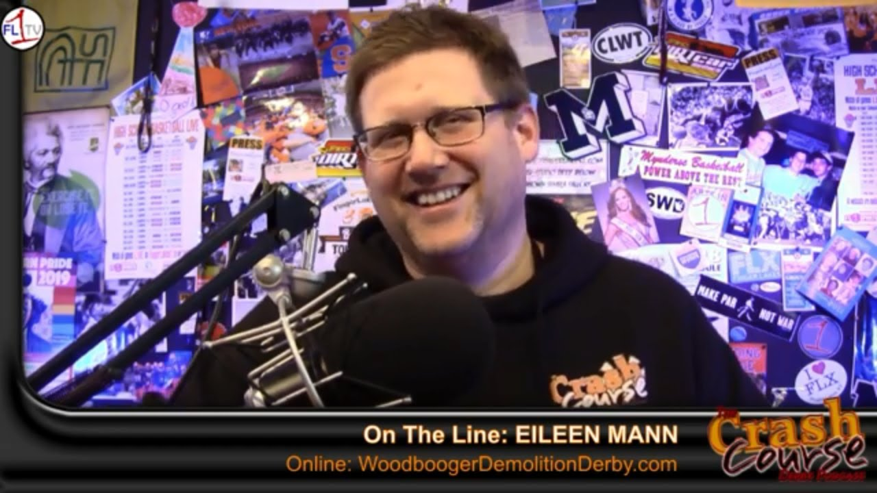 Eileen Mann ..::.. Crash Course Podcast #301