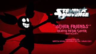 """Other Friends"" - Heavy Metal Cover (Instrumental) 