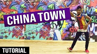 Learn CHINA TOWN DaNcE || RaMoD Choreography || La Signore #chinatowndance