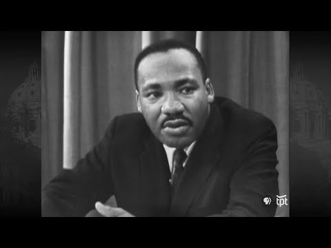 Dr. Martin Luther King Jr: The Lost 1959 Broadcast