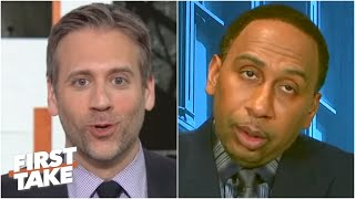 Max Kellerman defends his Tom Brady 'Cliff Theory:' I was 1 year off precisely! | First Take