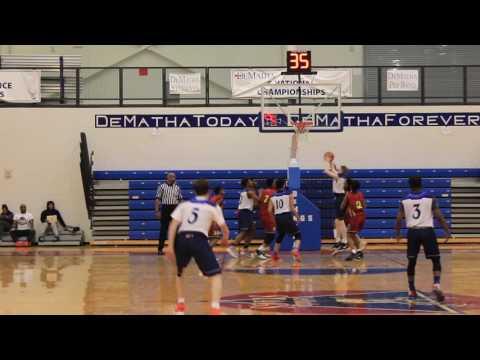 2017 Boys PYBL Championship: Southern Maryland vs Alexandria - DMVelite.com