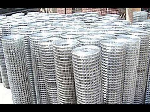 Wire Mesh Manufacturer In Pune - C J Wire Net Products - YouTube