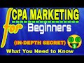 CPA Marketing for Beginners 2021: How to Make Money Online    CPA Marketing Training CPA EXPLAINED
