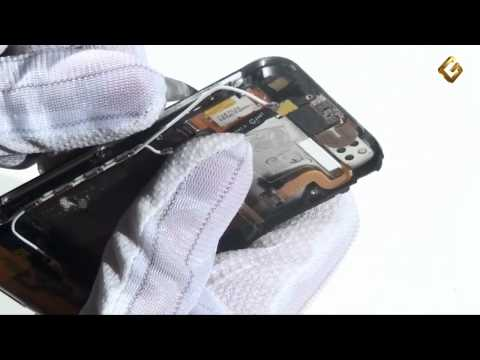 Ремонт Apple IPhone 2G - замена дисплейного модуля в айфоне