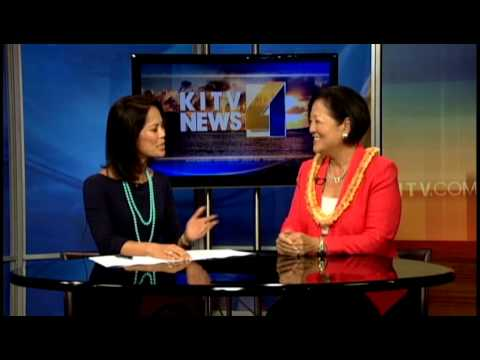 Hawaii elects first female Senator Mazie Hirono