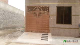 3 MARLA BRAND NEW HOUSE IS AVAILABLE FOR SALE IN SHER SHAH COLONY SHER SHAH COLONY LAHORE