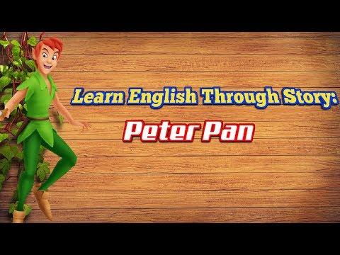 Learn English Through Story: Peter Pan
