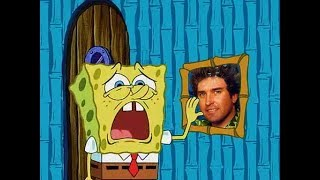 A Farewell To Stephen Hillenburg Portrayed By SpongeBob