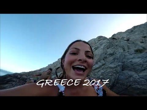 OUR GREEK ADVENTURE - Greece Vlog (Athens, Santorini & Ios)