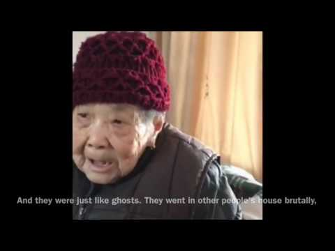 Nanking Massacre Interview