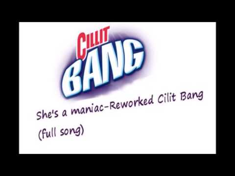 She's a maniac - Cillit bang remix reworked (full)