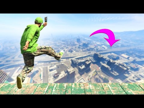 HOW DO YOU MAKE THAT JUMP? (GTA 5 Funny Moments)