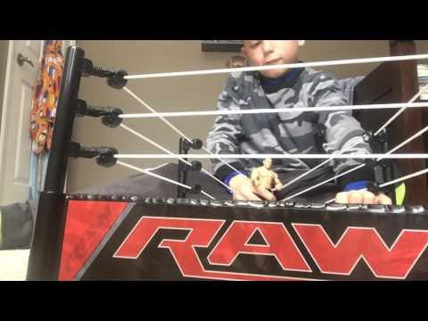 WWE RAW ALEXANDER