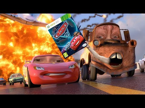 The bittersweet Cars 2 video game | minimme