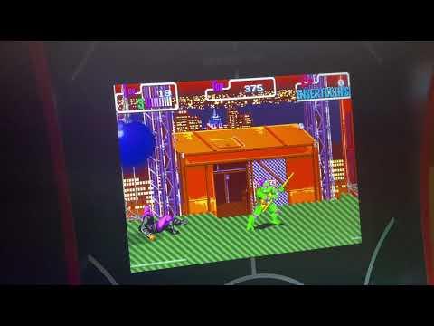 NBA Jam Arcade1up PI3 mod 128gb 8,500 games. from Retro Lizard's Custom Arcades