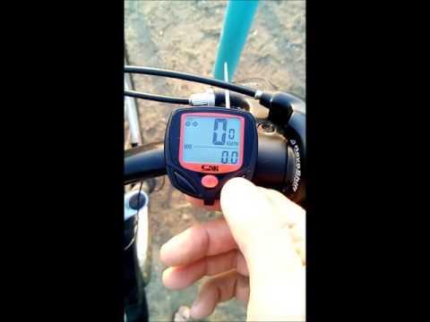 """ВНИМАНИЕ!!! для каждого велосипедиста. велокомпьютер с """"Алиэкспресс"""""""
