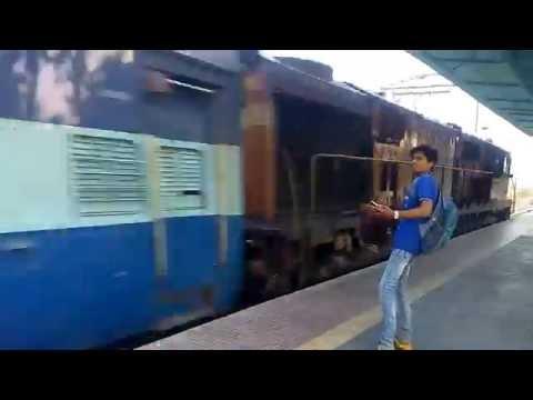 Accident at bhivpuri railway station.