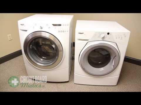 amana washing machine wont spin