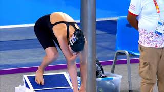 Team USA Wins Silver, Bronze In SM9 200 IM | Parapan American Games Lima 2019