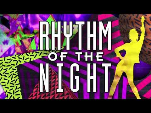Rhythm of the Night FREE Mini-Mix of 90s Classic Dance Music (CD1)