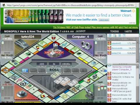 Monopoly World Online
