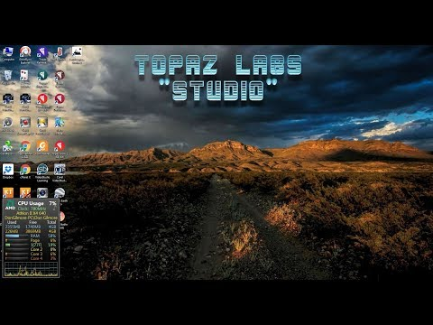 Topaz Labs Studio Photography Software