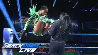 Download Naomi, Charlotte Flair & Becky Lynch vs. Natalya, Carmella & Tamina: SmackDown LIVE, June 6, 2017 Mp3 and Videos