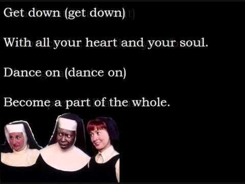 Spread The Love Around Sister Act Karaoke