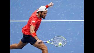 Matteo Berrettini vs Andrey Rublev | US Open 2020 Round 4