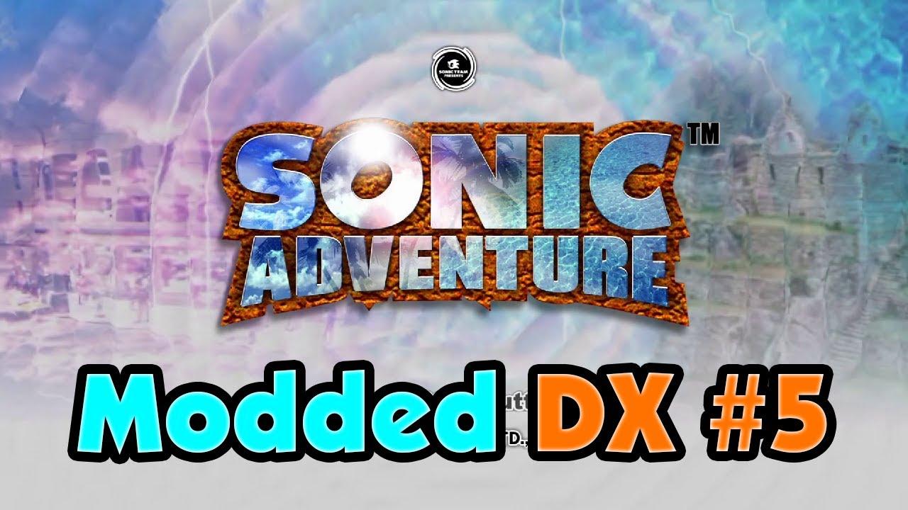 E-102 GAMMA - Sonic Adventure DX - Die Mod Erfahrung - #5!