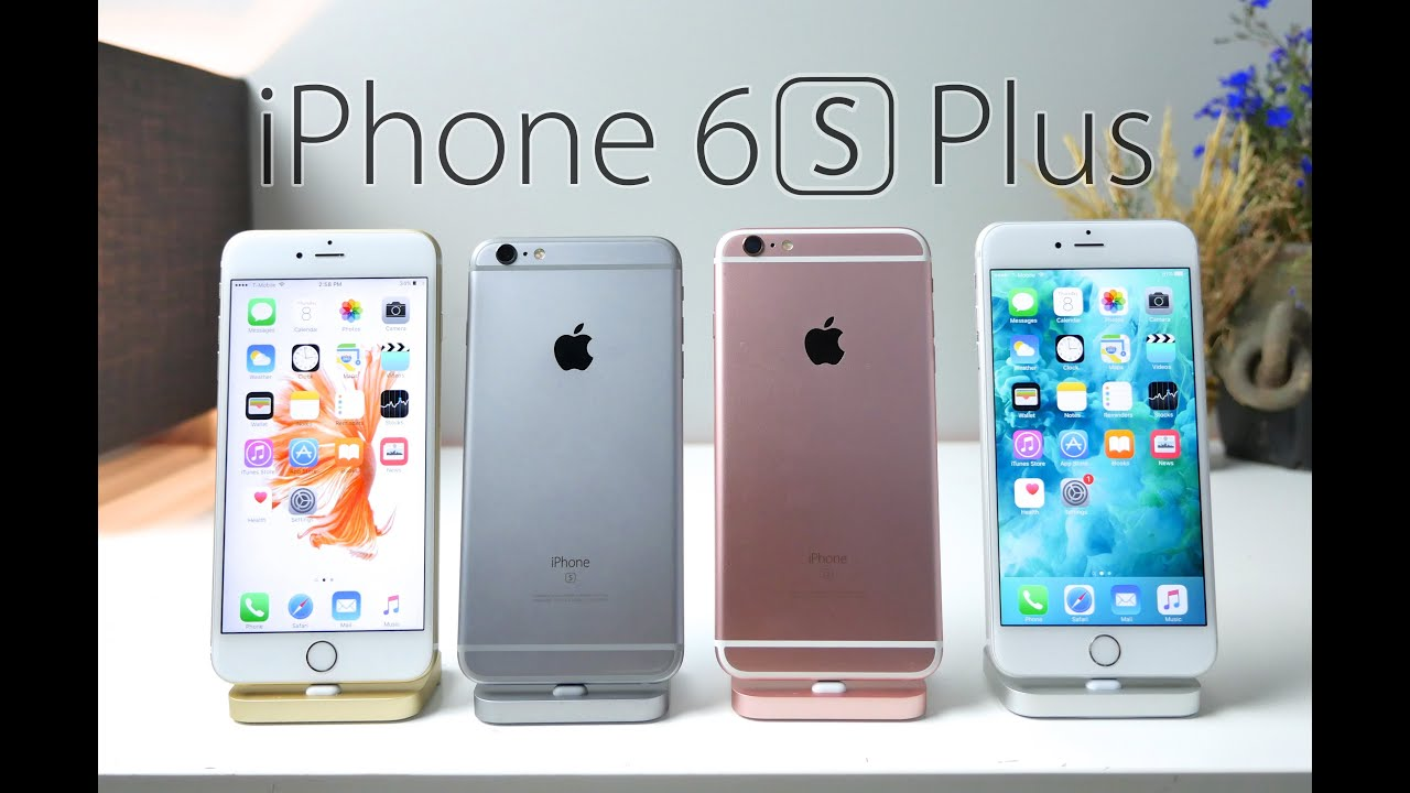 iphone 6 plus used iphone 6s plus review 2566