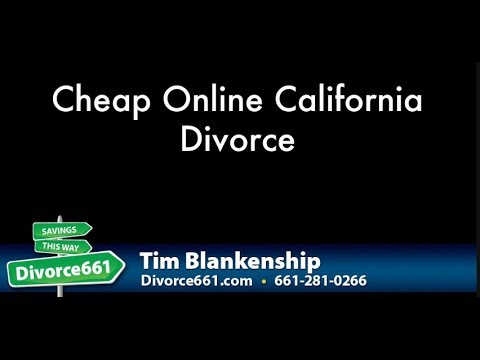 how to get a divorce online free