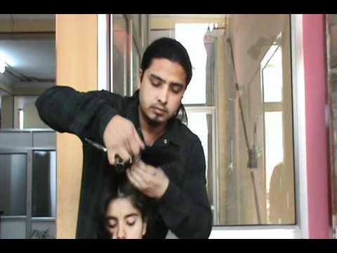 U Cut Hair Cut Video Youtube