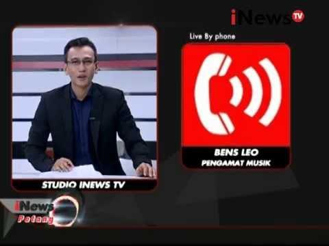 Live By Phone: Bens Leo - Konser Bon Jovi Guncang Jakarta - iNews Petang 11/09
