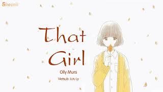 Vietsub + Kara That Girl   Olly Murs lyrics   Tik Tok