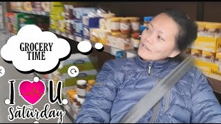 WEEKLY GROCERY ROUTINE AT ALDI