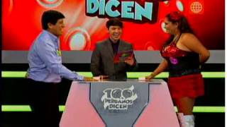 Programa 100 Peruanos Dicen del 19 de Mayo del 2013 - Completo
